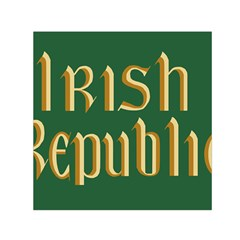 The Irish Republic Flag (1916, 1919-1922) Small Satin Scarf (Square)