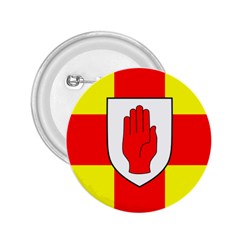 Flag of the Province of Ulster  2.25  Buttons