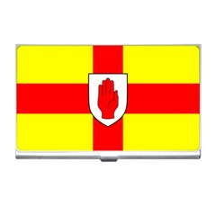 Flag of the Province of Ulster  Business Card Holders