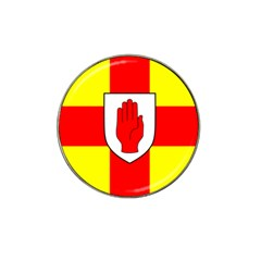 Flag of the Province of Ulster  Hat Clip Ball Marker