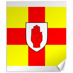Flag of the Province of Ulster  Canvas 20  x 24