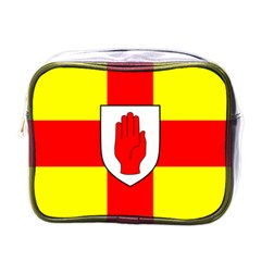 Flag of the Province of Ulster  Mini Toiletries Bags