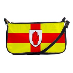 Flag of the Province of Ulster  Shoulder Clutch Bags