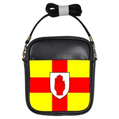 Flag of the Province of Ulster  Girls Sling Bags