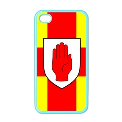 Flag of the Province of Ulster  Apple iPhone 4 Case (Color)