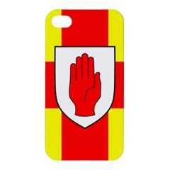 Flag of the Province of Ulster  Apple iPhone 4/4S Hardshell Case