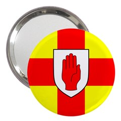 Flag of the Province of Ulster  3  Handbag Mirrors
