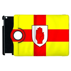 Flag of the Province of Ulster  Apple iPad 3/4 Flip 360 Case