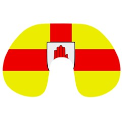 Flag of the Province of Ulster  Travel Neck Pillows