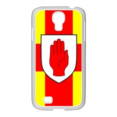 Flag of the Province of Ulster  Samsung GALAXY S4 I9500/ I9505 Case (White)
