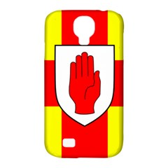 Flag of the Province of Ulster  Samsung Galaxy S4 Classic Hardshell Case (PC+Silicone)