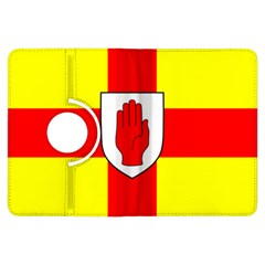 Flag of the Province of Ulster  Kindle Fire HDX Flip 360 Case