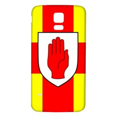 Flag Of The Province Of Ulster  Samsung Galaxy S5 Back Case (white)