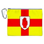 Flag of the Province of Ulster  Canvas Cosmetic Bag (XXL) Front