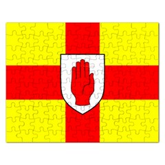 Flag of the Province of Ulster  Rectangular Jigsaw Puzzl
