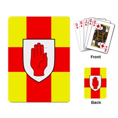 Flag of the Province of Ulster  Playing Card