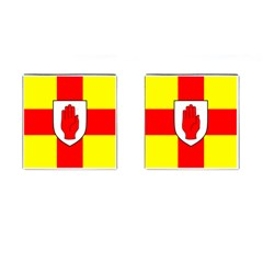 Flag of the Province of Ulster  Cufflinks (Square)