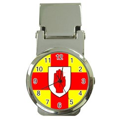 Flag of the Province of Ulster  Money Clip Watches