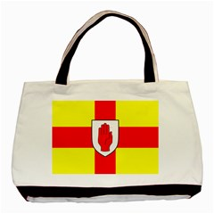Flag of the Province of Ulster  Basic Tote Bag