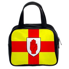 Flag of the Province of Ulster  Classic Handbags (2 Sides)