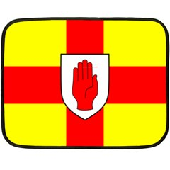 Flag of the Province of Ulster  Fleece Blanket (Mini)