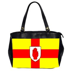 Flag of the Province of Ulster  Office Handbags (2 Sides)