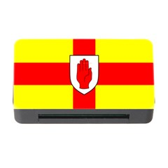Flag of the Province of Ulster  Memory Card Reader with CF