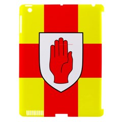 Flag of the Province of Ulster  Apple iPad 3/4 Hardshell Case (Compatible with Smart Cover)