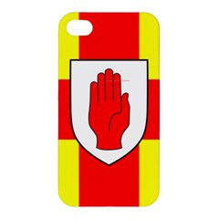 Flag of the Province of Ulster  Apple iPhone 4/4S Premium Hardshell Case