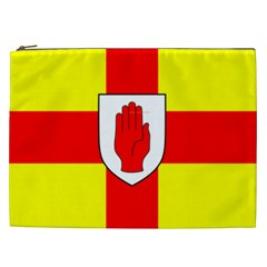 Flag of the Province of Ulster  Cosmetic Bag (XXL)