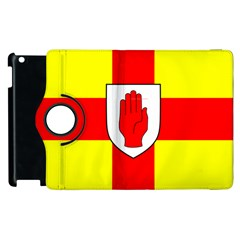 Flag of the Province of Ulster  Apple iPad 2 Flip 360 Case