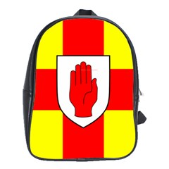 Flag of the Province of Ulster  School Bags (XL)