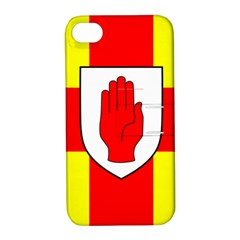 Flag of the Province of Ulster  Apple iPhone 4/4S Hardshell Case with Stand