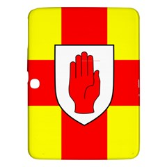 Flag of the Province of Ulster  Samsung Galaxy Tab 3 (10.1 ) P5200 Hardshell Case