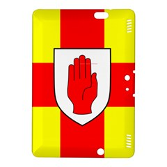 Flag of the Province of Ulster  Kindle Fire HDX 8.9  Hardshell Case