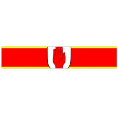 Flag of the Province of Ulster  Flano Scarf (Large)