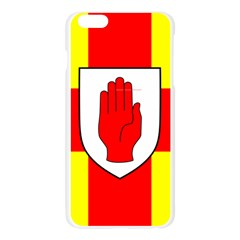 Flag of the Province of Ulster  Apple Seamless iPhone 6 Plus/6S Plus Case (Transparent)