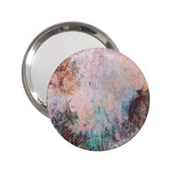 Cold Stone Abstract 2 25  Handbag Mirrors