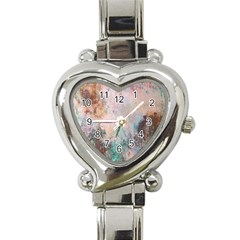 Cold Stone Abstract Heart Italian Charm Watch