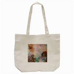 Cold Stone Abstract Tote Bag (Cream)