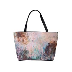 Cold Stone Abstract Shoulder Handbags
