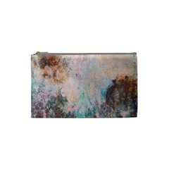 Cold Stone Abstract Cosmetic Bag (Small)