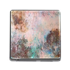 Cold Stone Abstract Memory Card Reader (square)