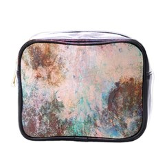 Cold Stone Abstract Mini Toiletries Bags