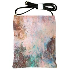 Cold Stone Abstract Shoulder Sling Bags