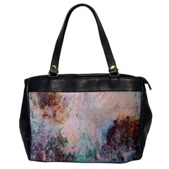 Cold Stone Abstract Office Handbags