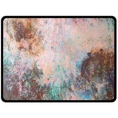 Cold Stone Abstract Fleece Blanket (large)