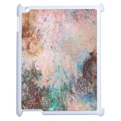 Cold Stone Abstract Apple iPad 2 Case (White)