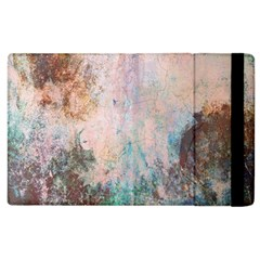 Cold Stone Abstract Apple iPad 3/4 Flip Case