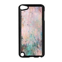 Cold Stone Abstract Apple Ipod Touch 5 Case (black)